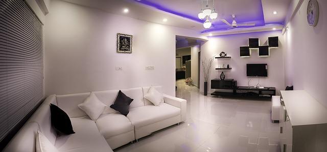 Wnętrze apartamentu